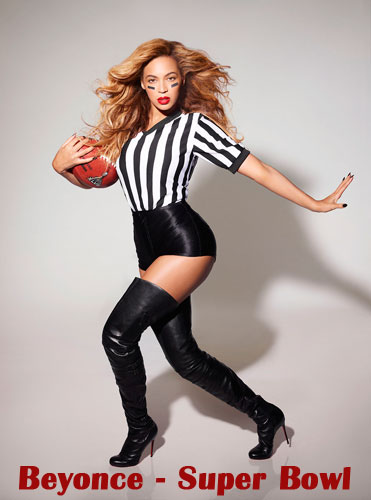 Beyoncé - Super Bowl (2013)