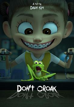 Не квакай / Don't Croak (2019)